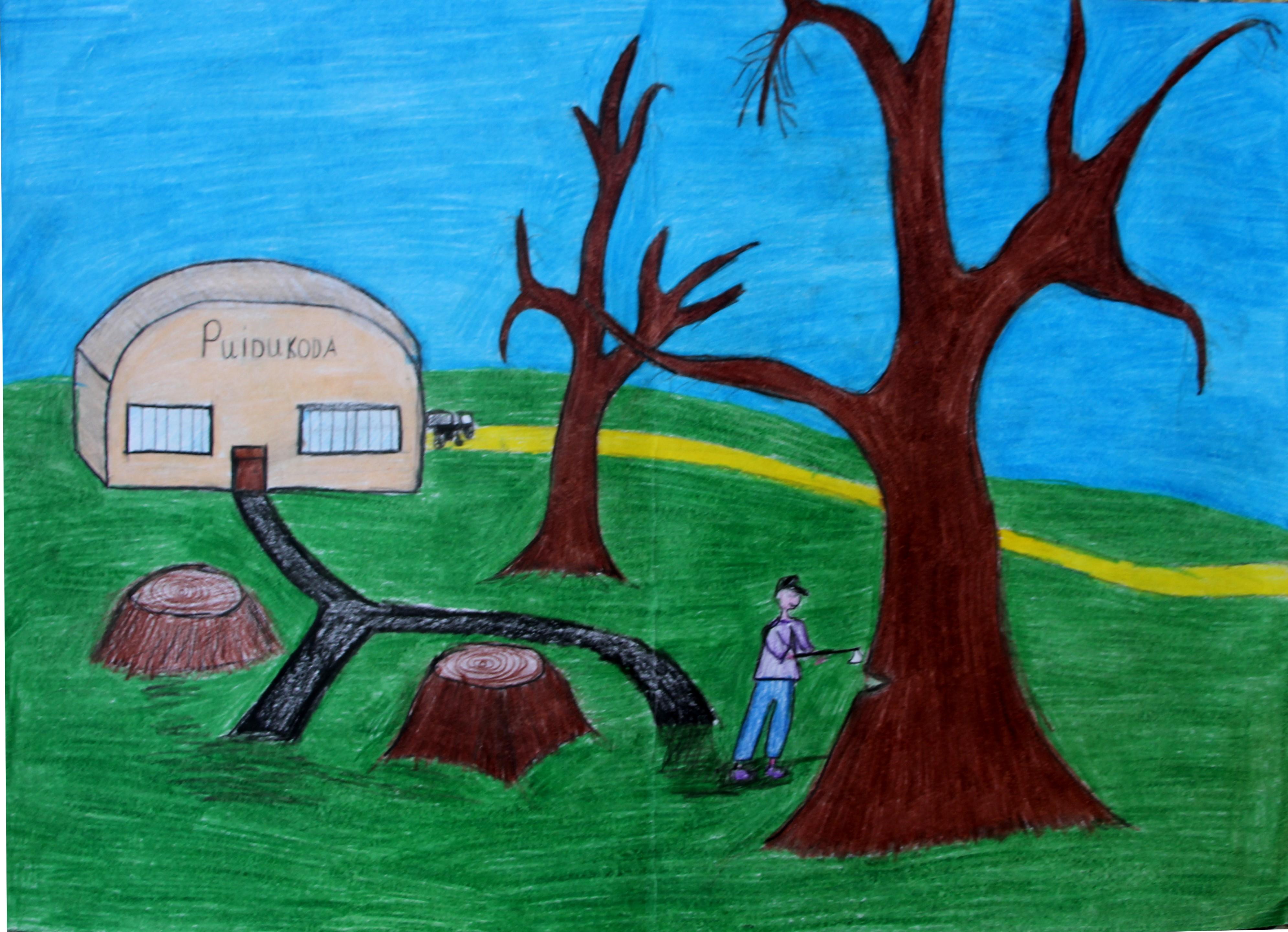 """""""Tuleviku mets"""""""