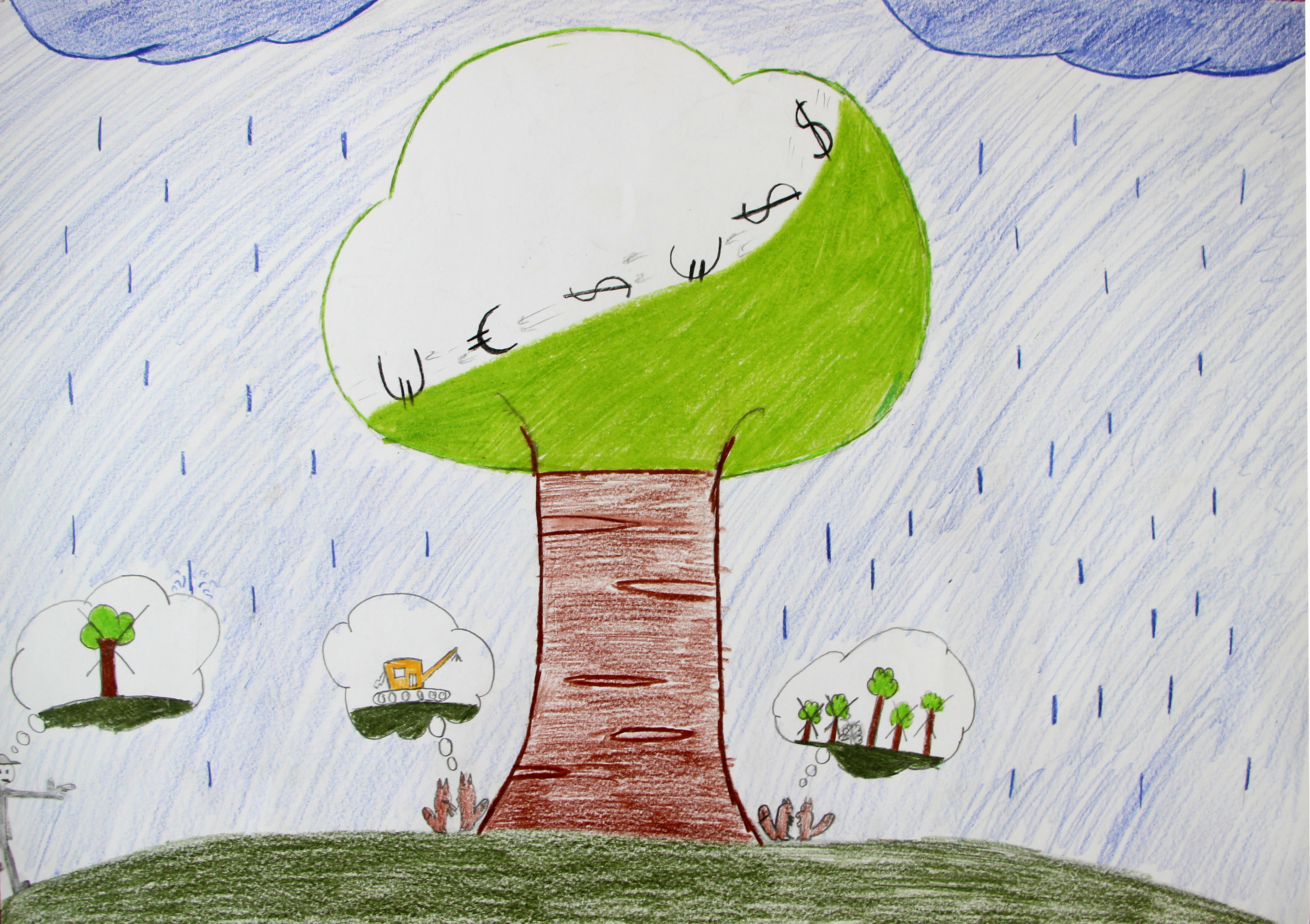 """""""Viimane puu"""""""