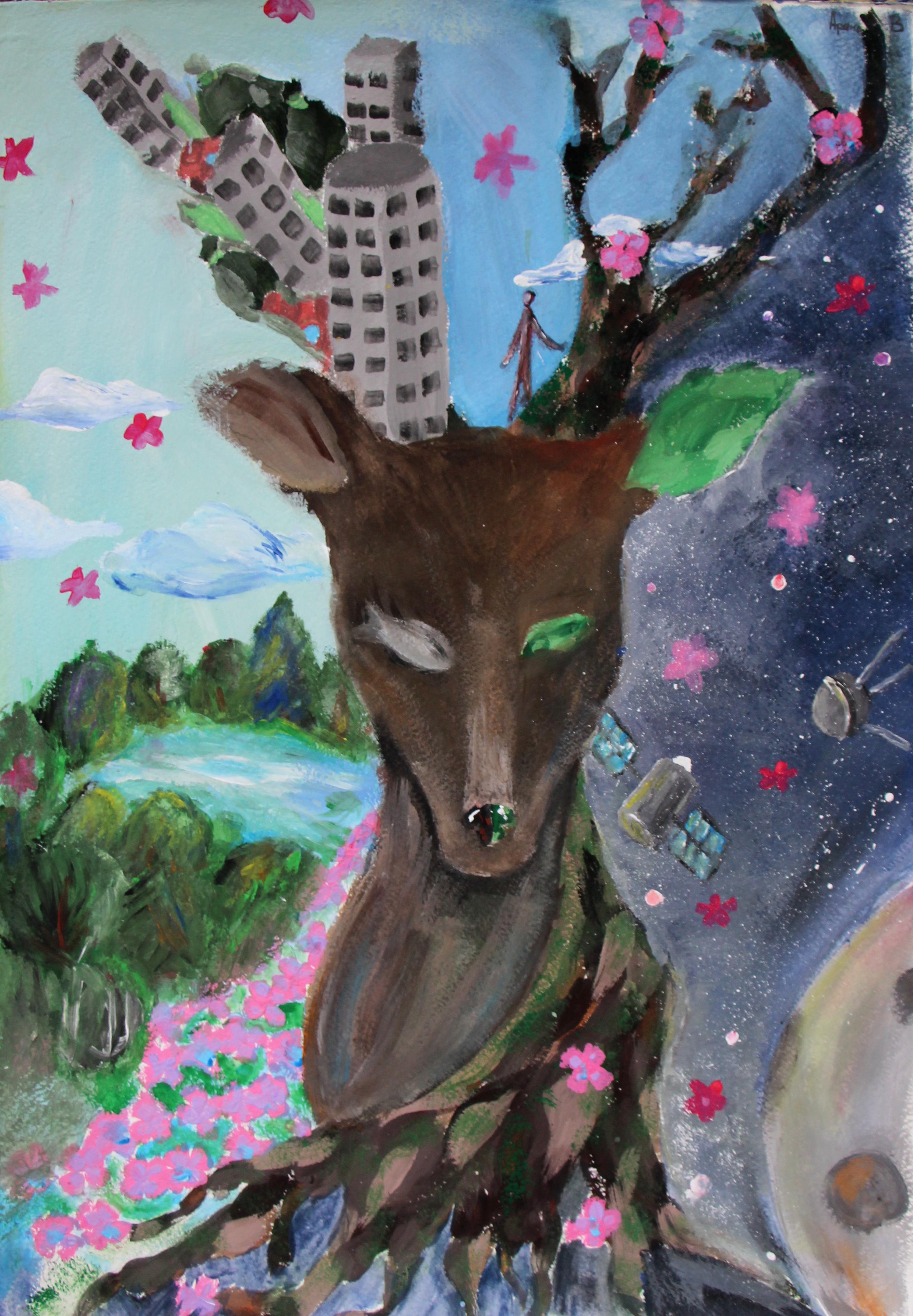 """""""Metsa väärtus ja kosmos"""""""