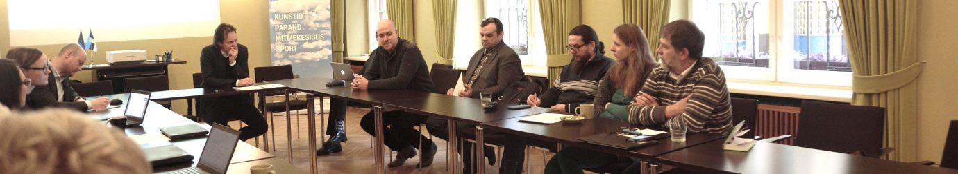 22.03.2018: ÜHENDUSED ANDSID KULTUURIMINISTRILE ÜLE PÖÖRDUMISE PÜHAPAIKADE PÄÄSTMISEKS